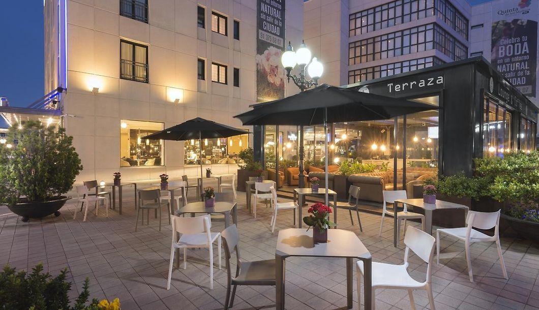 Elba Madrid Alcala Hotel